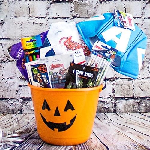 Halloween Buckets for kids, Halloween gift