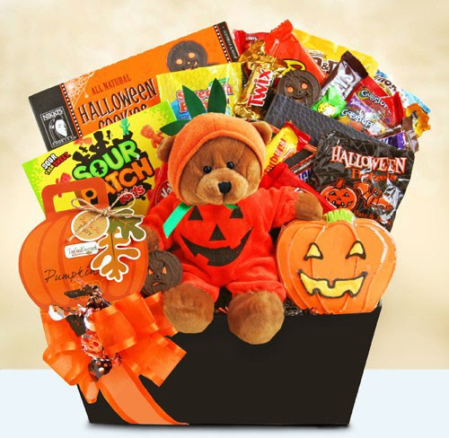 personalized Kids halloween hampers india